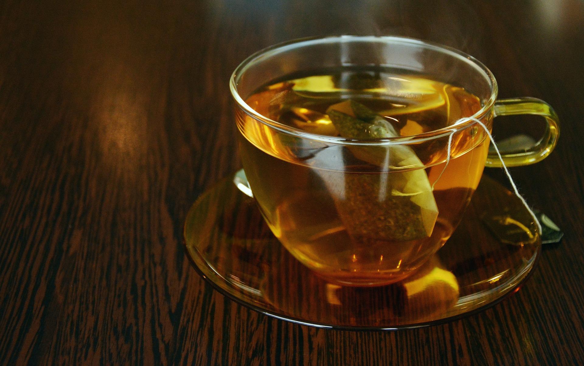 Alivio para dor de dente: chá